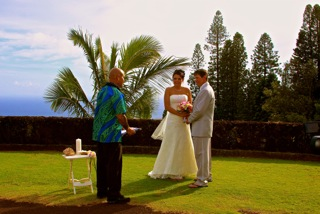Private Wedding Location Kauai