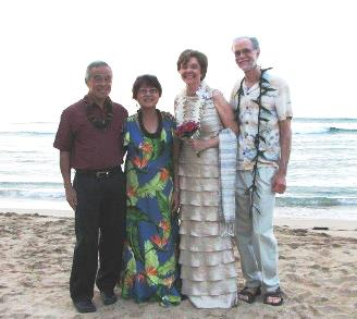 Wedding Planner in Hawaii Reference